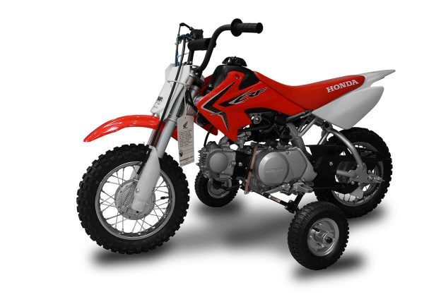 Universal Training Wheels for most 50cc Motorcycle